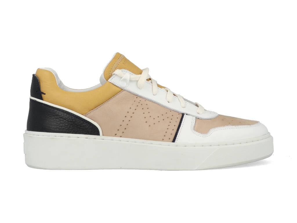 McGregor Sneakers 621100454-456 Wit / Bruin-43 maat 43