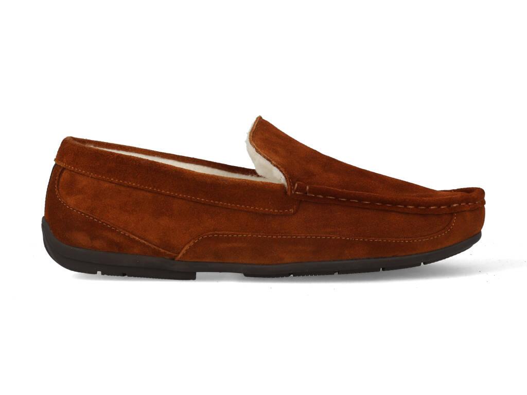 McGregor Pantoffels Homie 621300997-532 Bruin maat