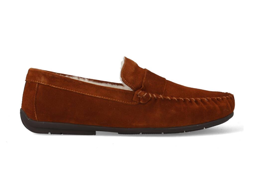 McGregor Pantoffels Homie 621300999-532 Bruin maat