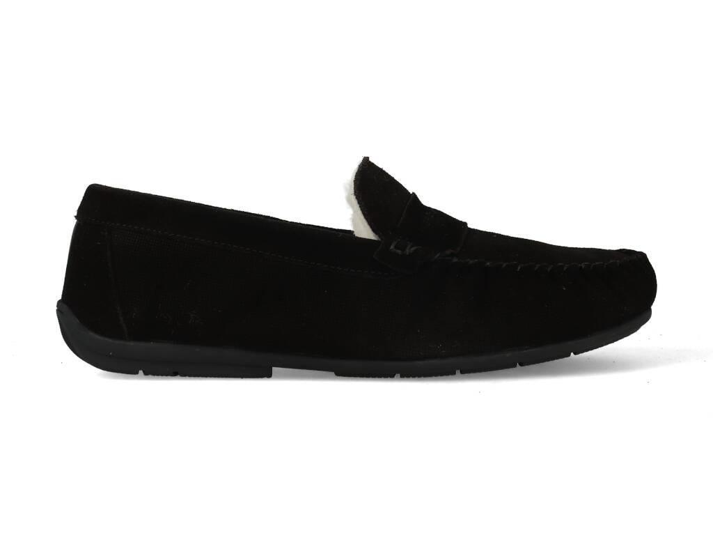 McGregor Pantoffels Homie 621300999-589 Zwart maat