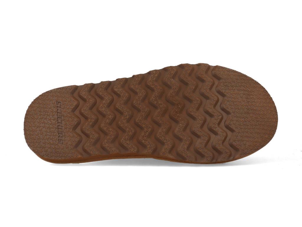 Skechers Pantoffels 66094/TAN Bruin-41 maat 41