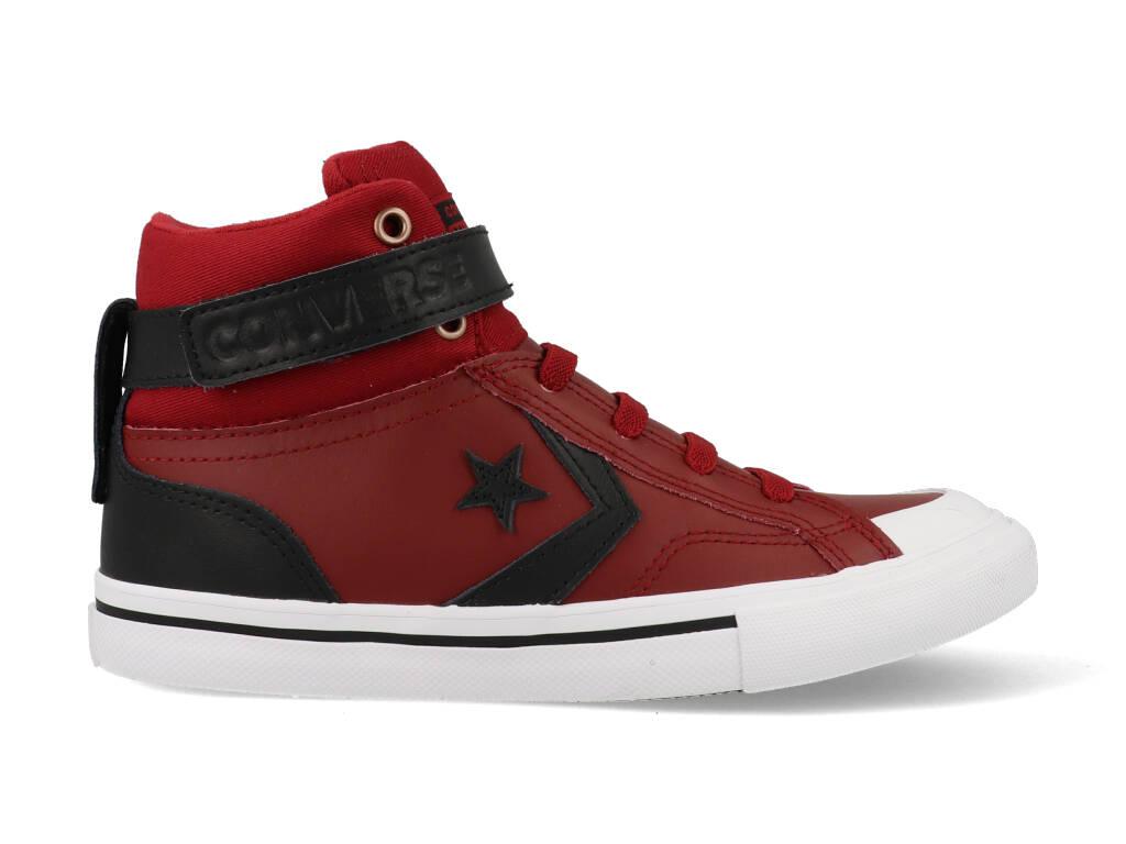 Dagaanbieding - Converse All Stars Pro Blaze Strap 665290C Rood / Zwart / Wit-36 dagelijkse koopjes