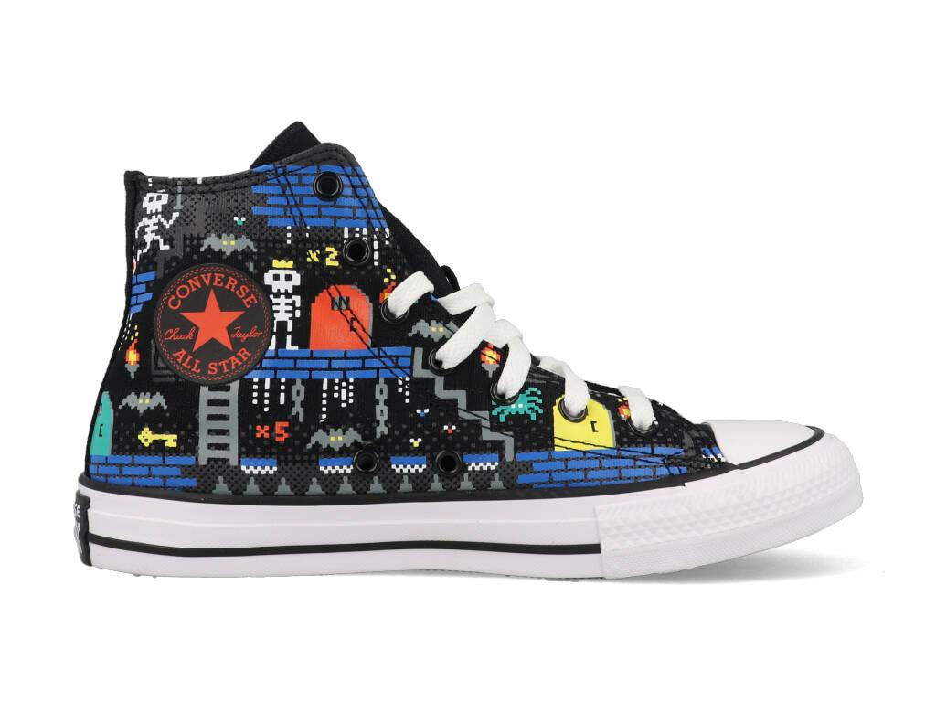 Converse All Stars Chuck Taylor 670212C Zwart-33 maat 33