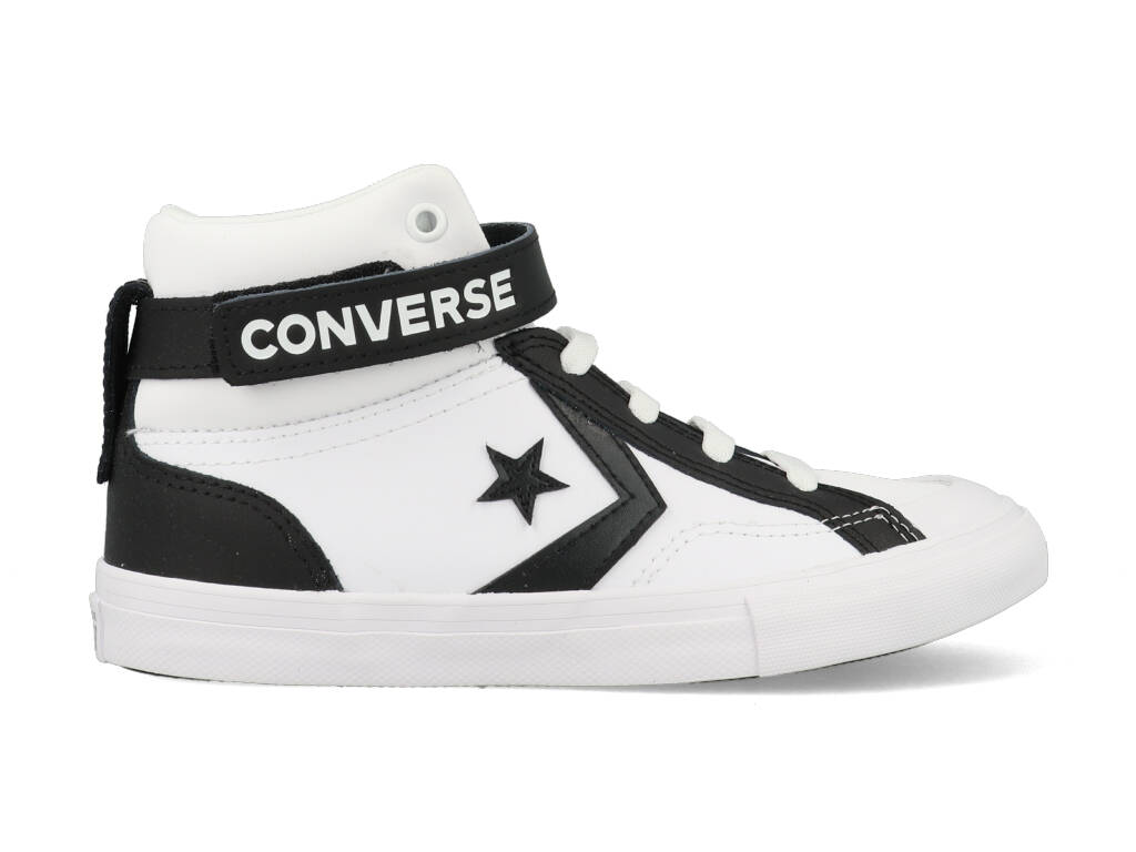 Converse All Stars Pro Blaze Strap 671530C Wit maat