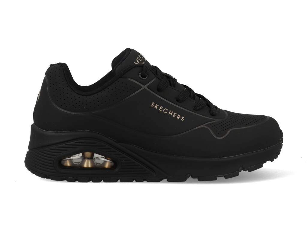 Skechers Stand On Air 73690/BBK Zwart maat