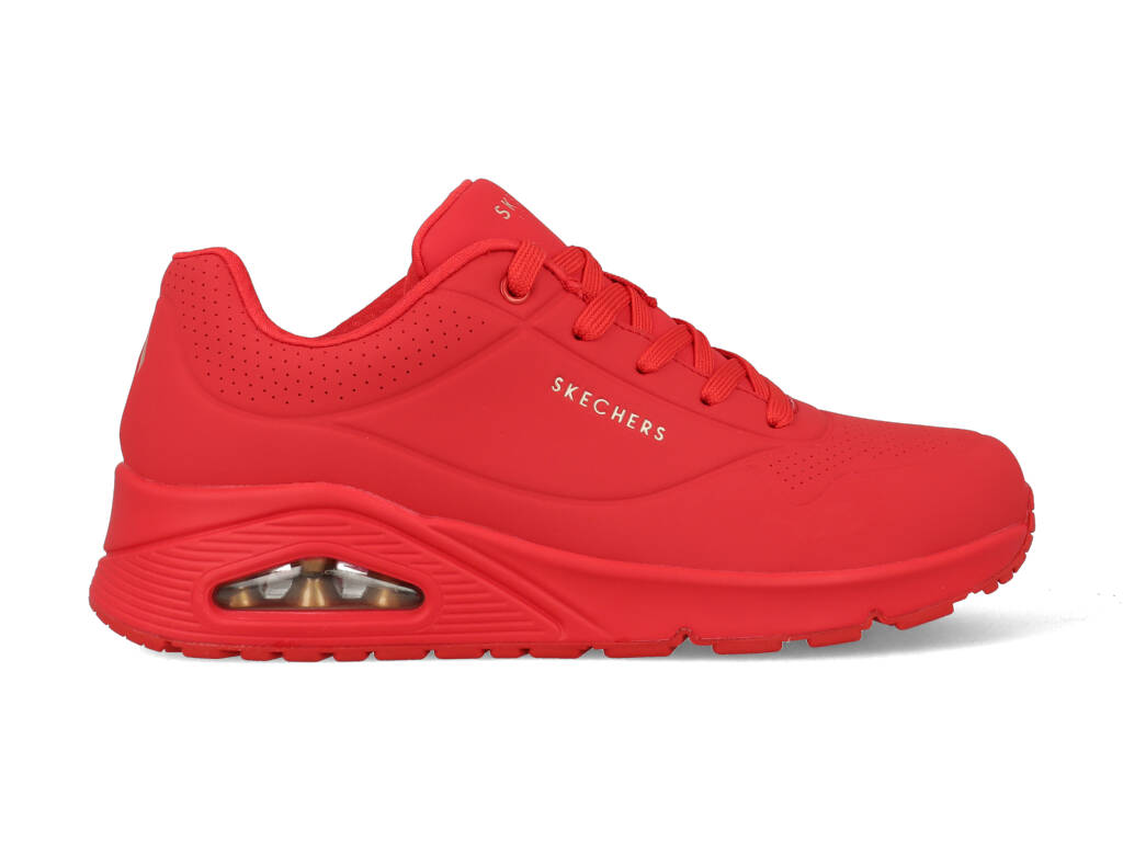 Skechers Uno Stand On Air 73690/RED Rood maat