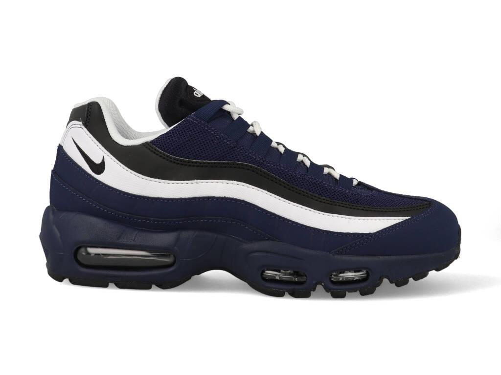 Nike Air Max 95 Premium 749766-408 Blauw - Wit - Zwart maat