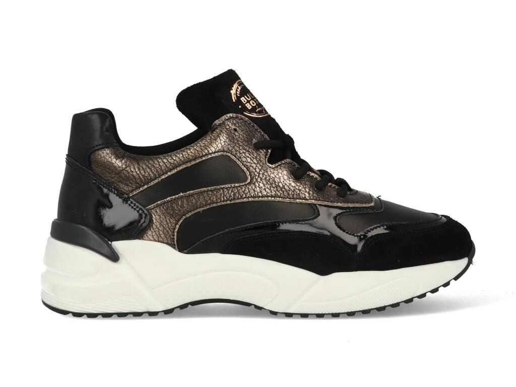 Bullboxer Sneakers 750000E5L_BKBRTD52 Zwart maat