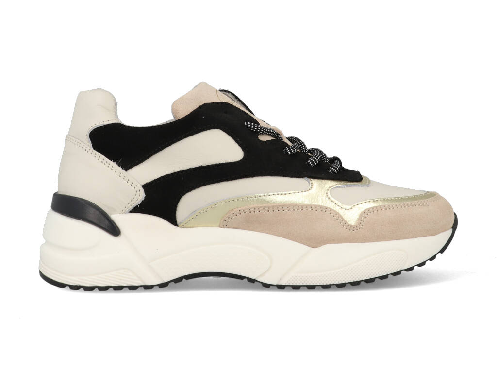 Bullboxer Sneakers 750000E5L_BLCKTD70 Beige-38 maat 38