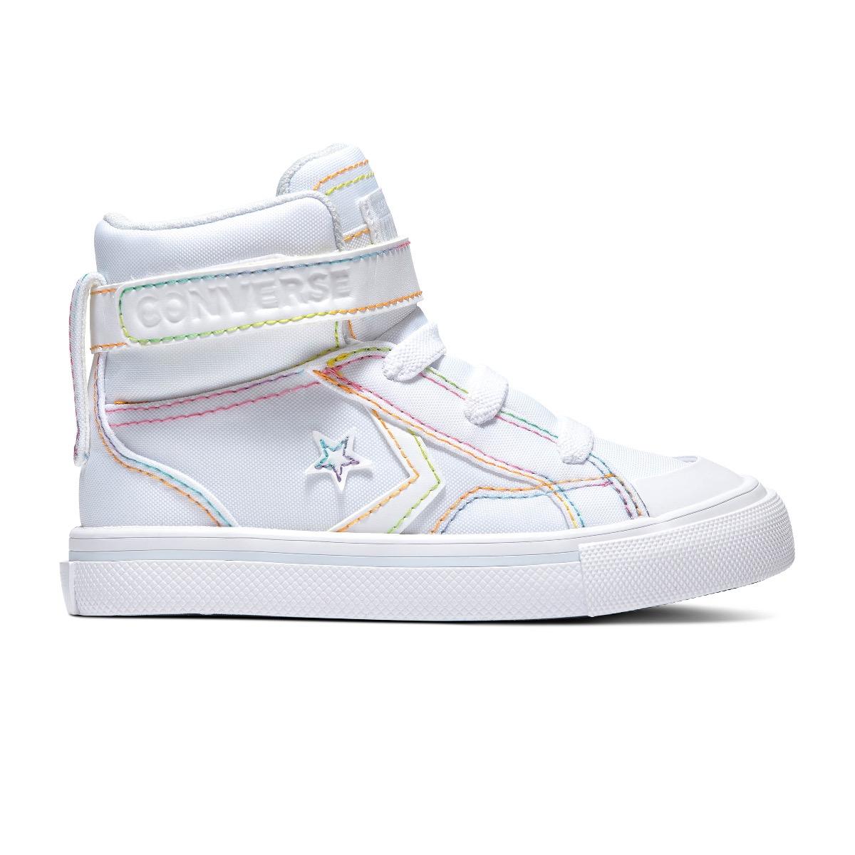 Converse All Stars Rainbow Stitch 765286C Wit-23 maat 23