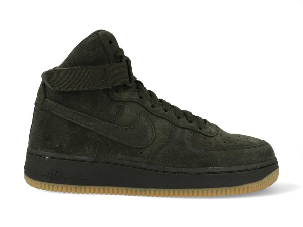 Nike Air Force 1 Hoog 807617 300 Groen