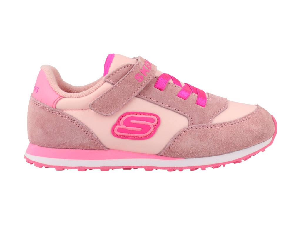 Skechers Retro Sneaks 82256N/PKHP Roze maat