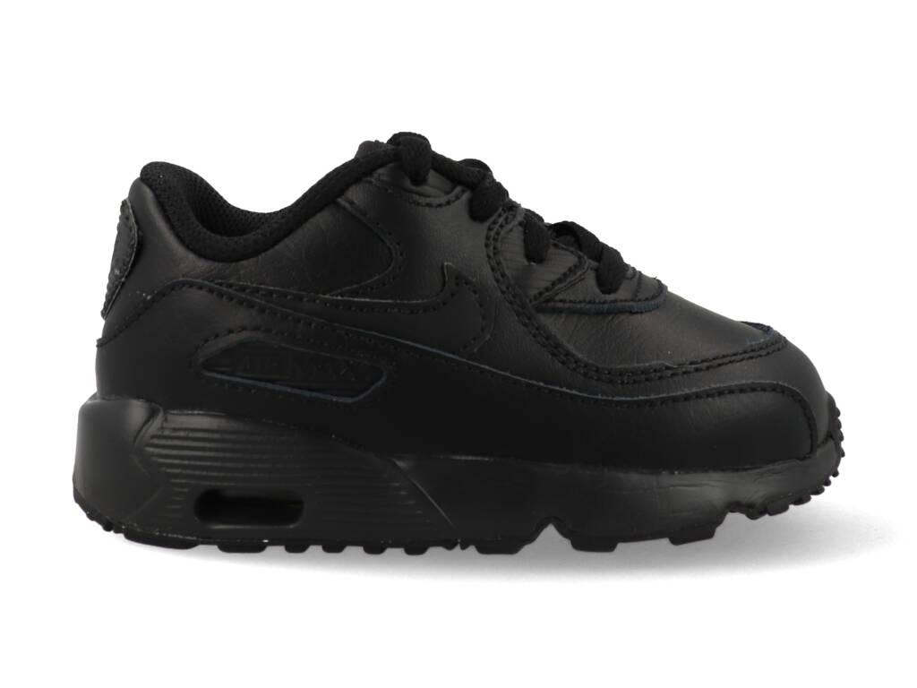 Nike Air Max 90 Leer 833416-001 Zwart maat