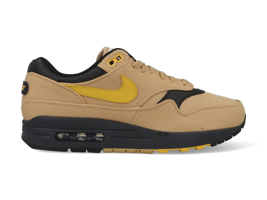 Nike Air Max 1 Premium 875844-700 Bruin Geel Goud maat