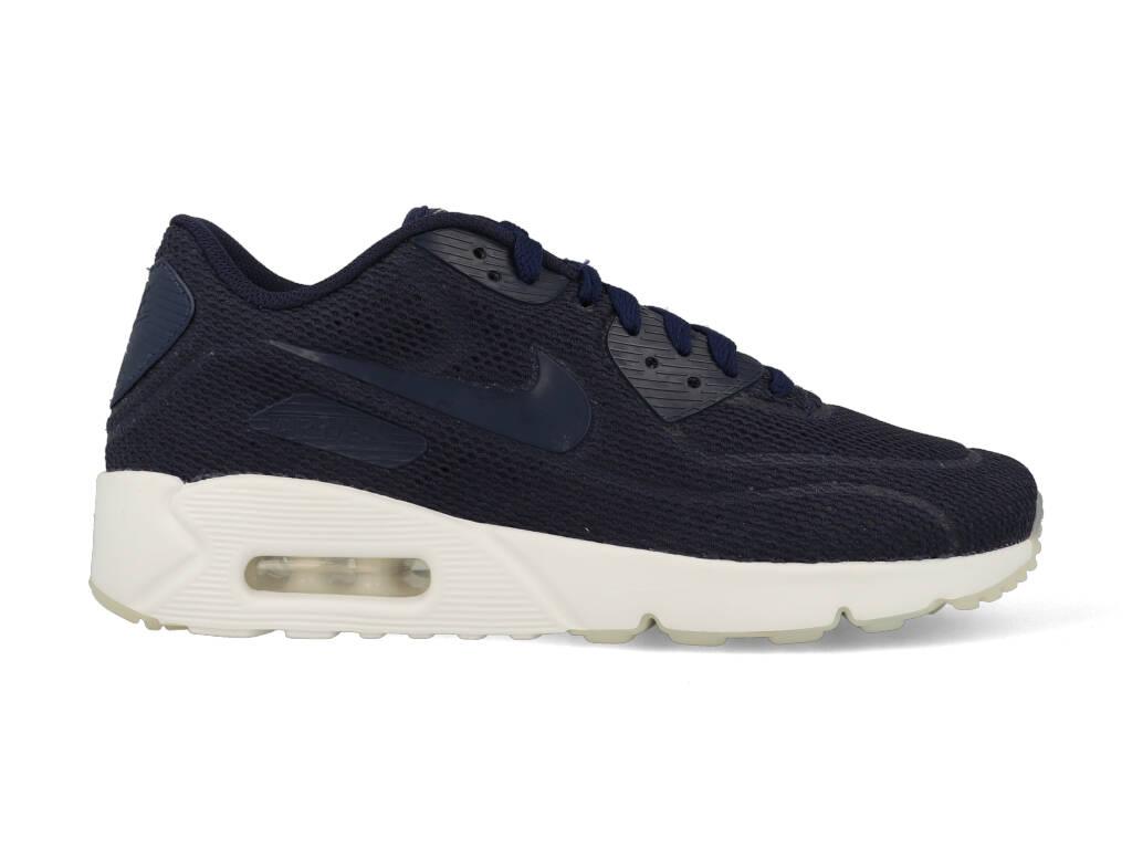 Nike Air Max 90 898010-400 Blauw - Wit maat