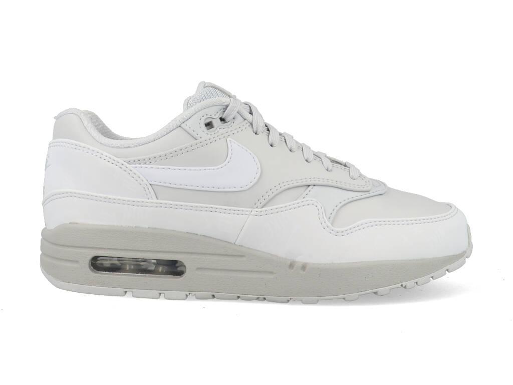 Nike Air Max 1 LX 917691-002 Wit - Grijs maat