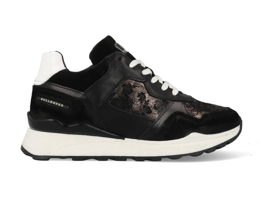 Bullboxer Sneakers 939004E5C_BLWH Zwart-41 maat 41