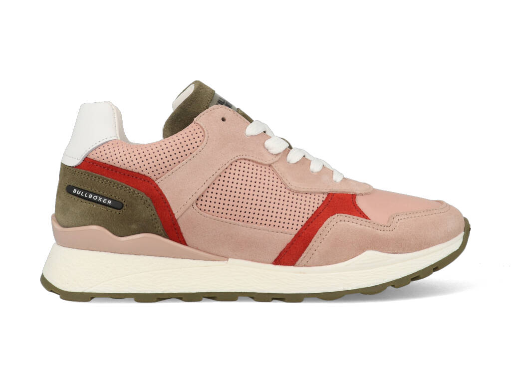 Bullboxer Sneakers 939004E5C_DSPKTD80 Roze-39 maat 39