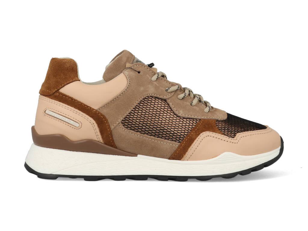 Bullboxer Sneakers 939004E5C_TAUP Roze / Bruin maat