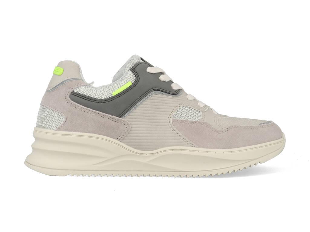 Bullboxer Sneakers 956X28093A_GYSASU10 Grijs-45 maat 45