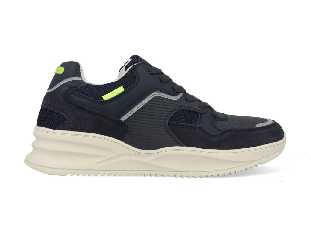 Bullboxer Sneakers 956X28093A_NAVYSU00 Blauw maat