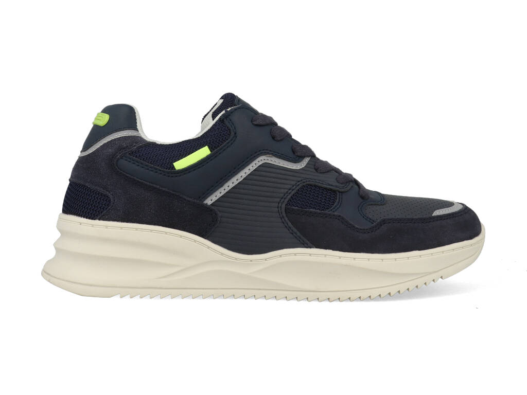 Bullboxer Sneakers 956X28093A_NAVYSU00 Blauw-42 maat 42