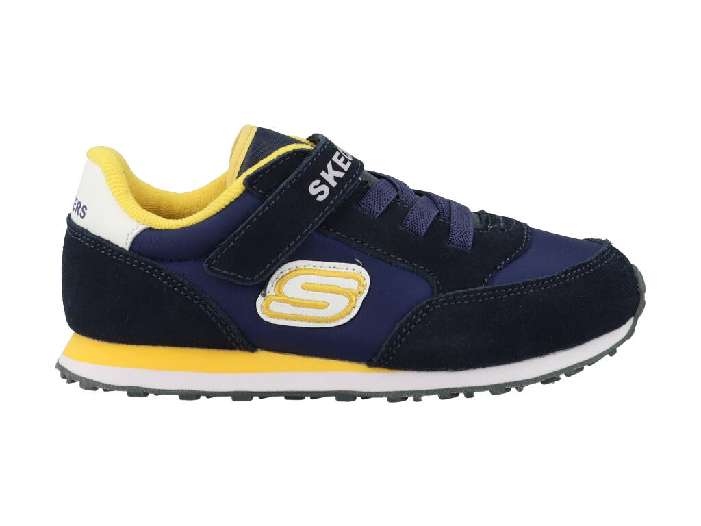 Skechers Gorvox 97366N/NVGD Blauw