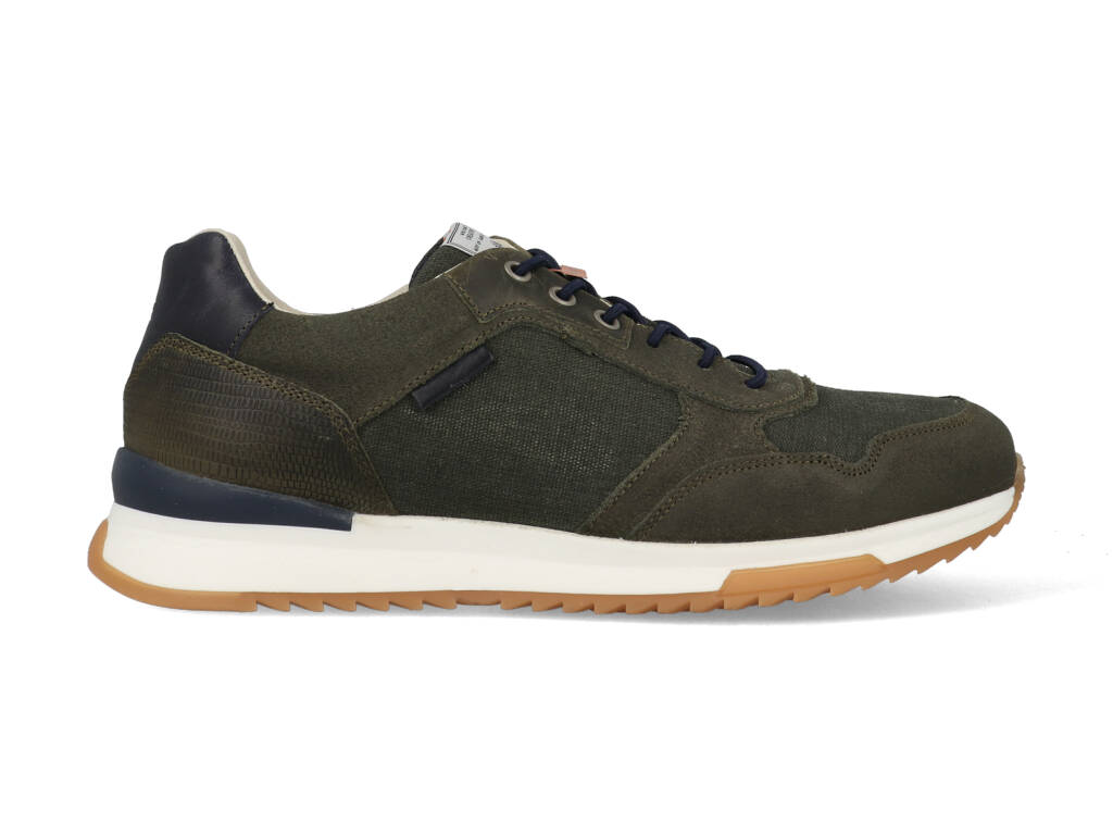 Bullboxer Sneakers 989K20438ATOLNSU10 Groen-43 maat 43