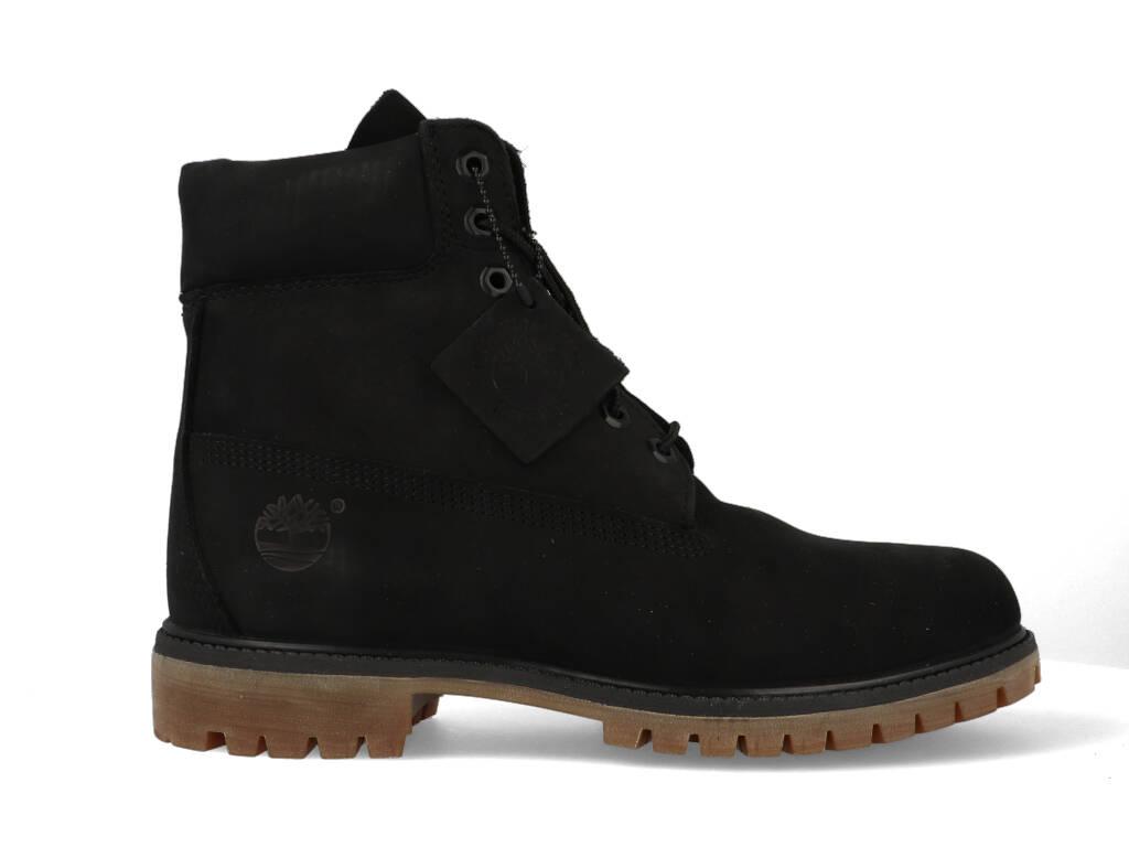 Timberland Heren 6 inch Premium Boots A114V Zwart