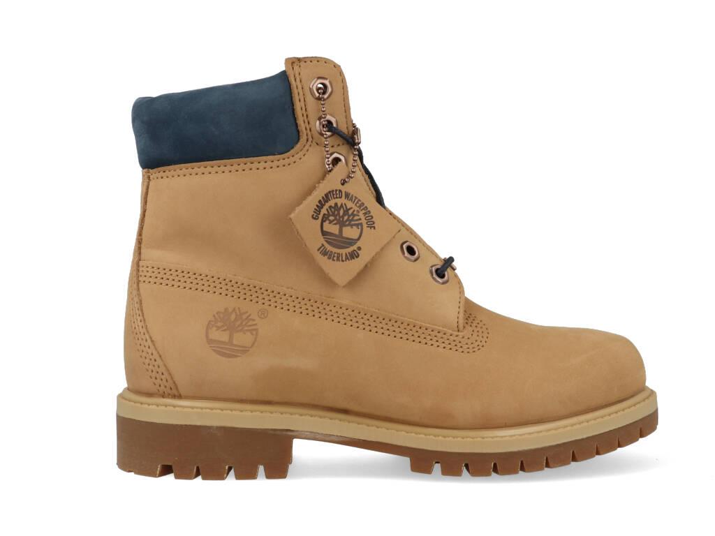 Timberland Heren 6-inch Premium Boots A1LTS Licht Bruin-45 maat 45