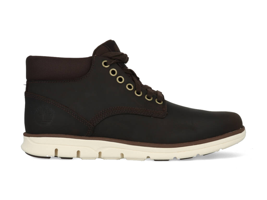 Timberland Chukka Leather 0A26YD Donker Bruin-43.5 maat 43.5