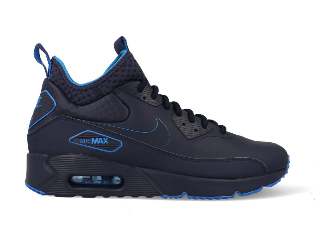 Nike Air Max 90 ultra AA4423-400 Blauw maat