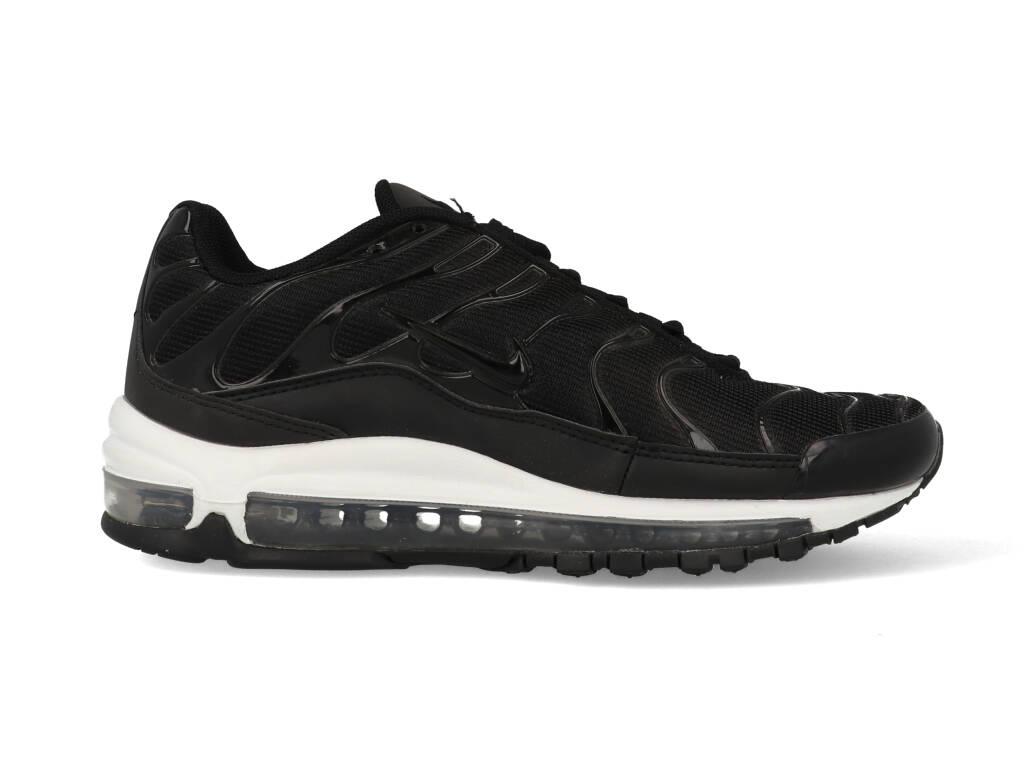 Nike Air Max Plus AH8144-001 Zwart - Wit maat