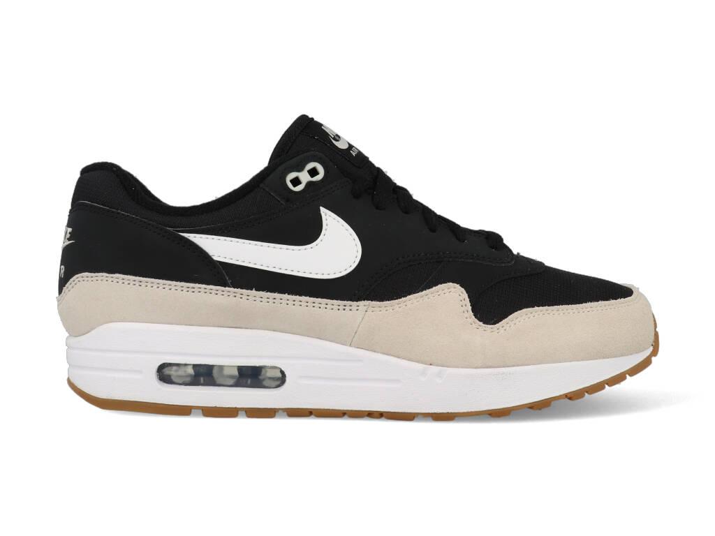 Nike Air Max 1 AH8145-009 Zwart - Beige maat
