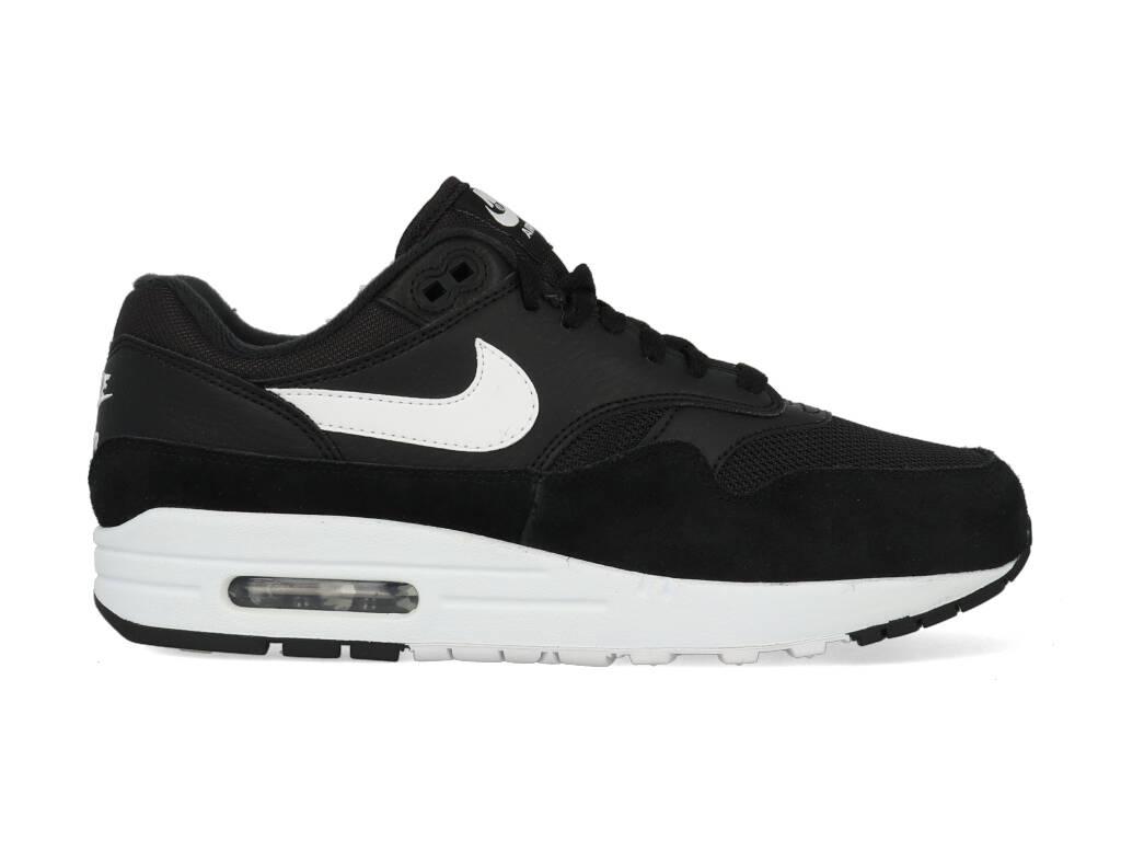 Nike Air Max 1 AH8145-014 Zwart - Wit maat