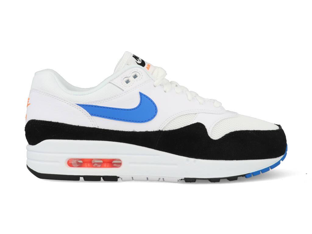 Nike Air Max 1 AH8145-112 Wit - Blauw - Zwart maat