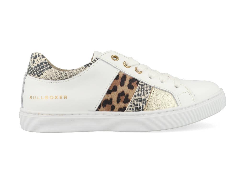 Bullboxer Sneakers AHM031E5L_WONTKB10 Wit-34 maat 34