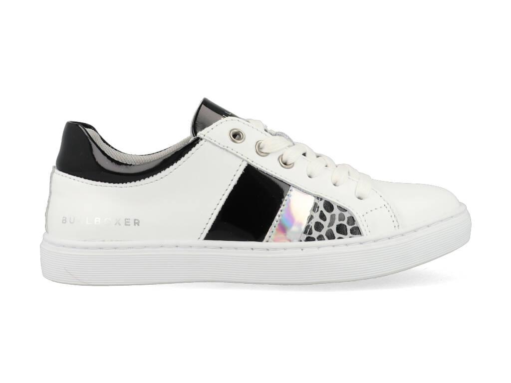 Bullboxer Sneakers AHM031E5L_WWBKKB10 Wit-35 maat 35
