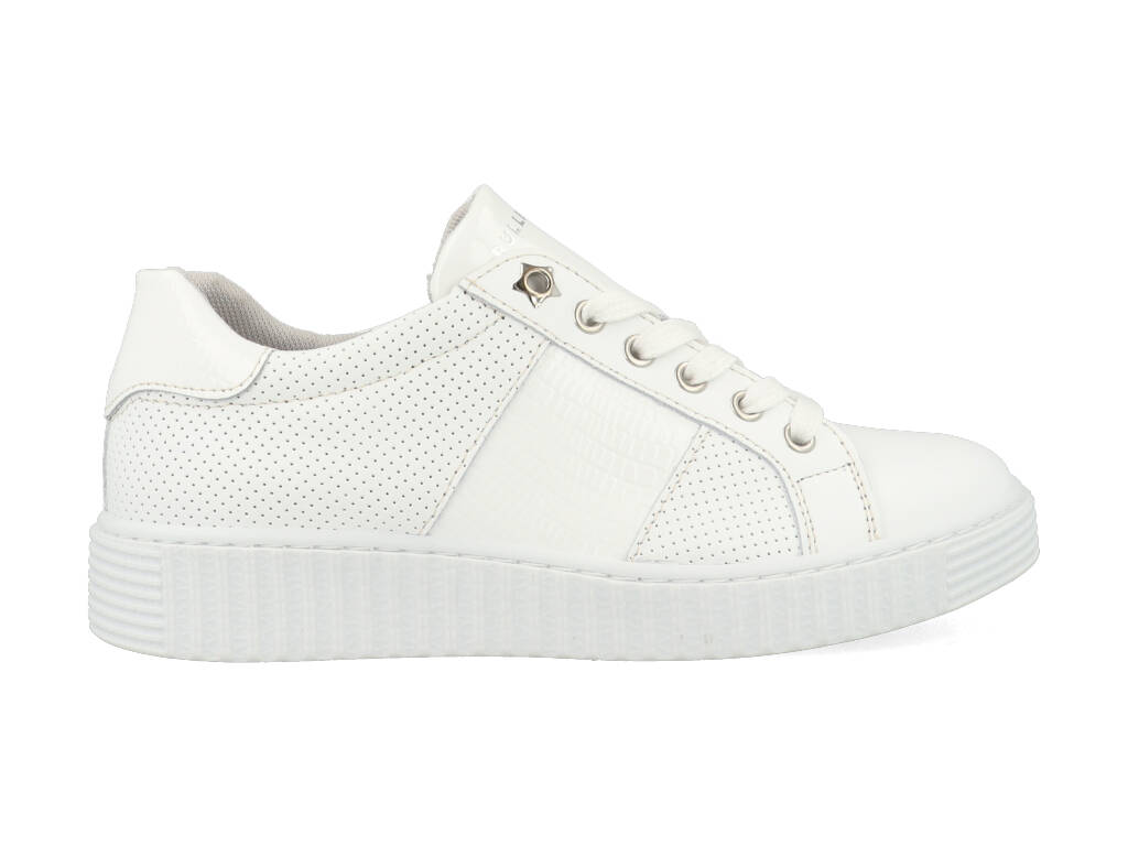 Bullboxer Sneakers AIB006E5LBWCROKB10 Wit maat
