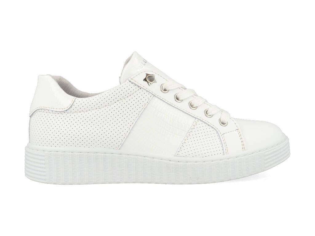 Bullboxer Sneakers AIB006E5LBWCROKB10 Wit-38 maat 38