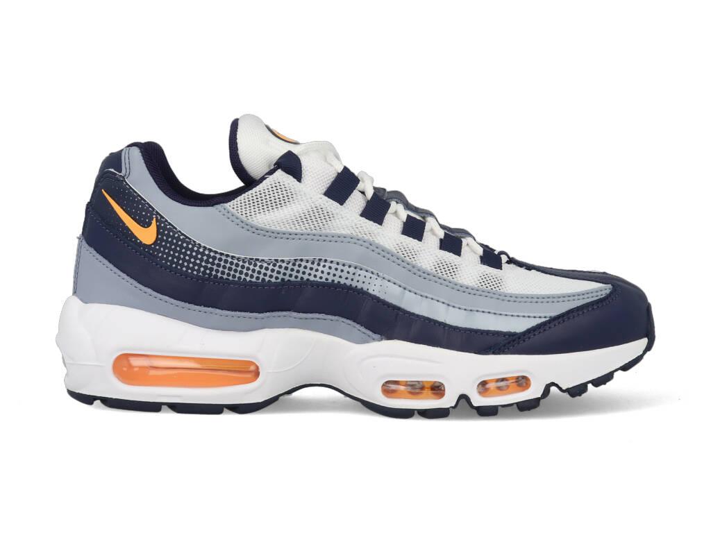 Nike Air Max 95 AJ2018-401 Blauw - Oranje maat