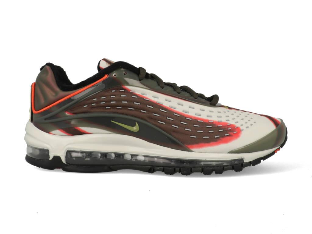 Nike Air Max Deluxe AJ7831-300 Groen - Beige maat