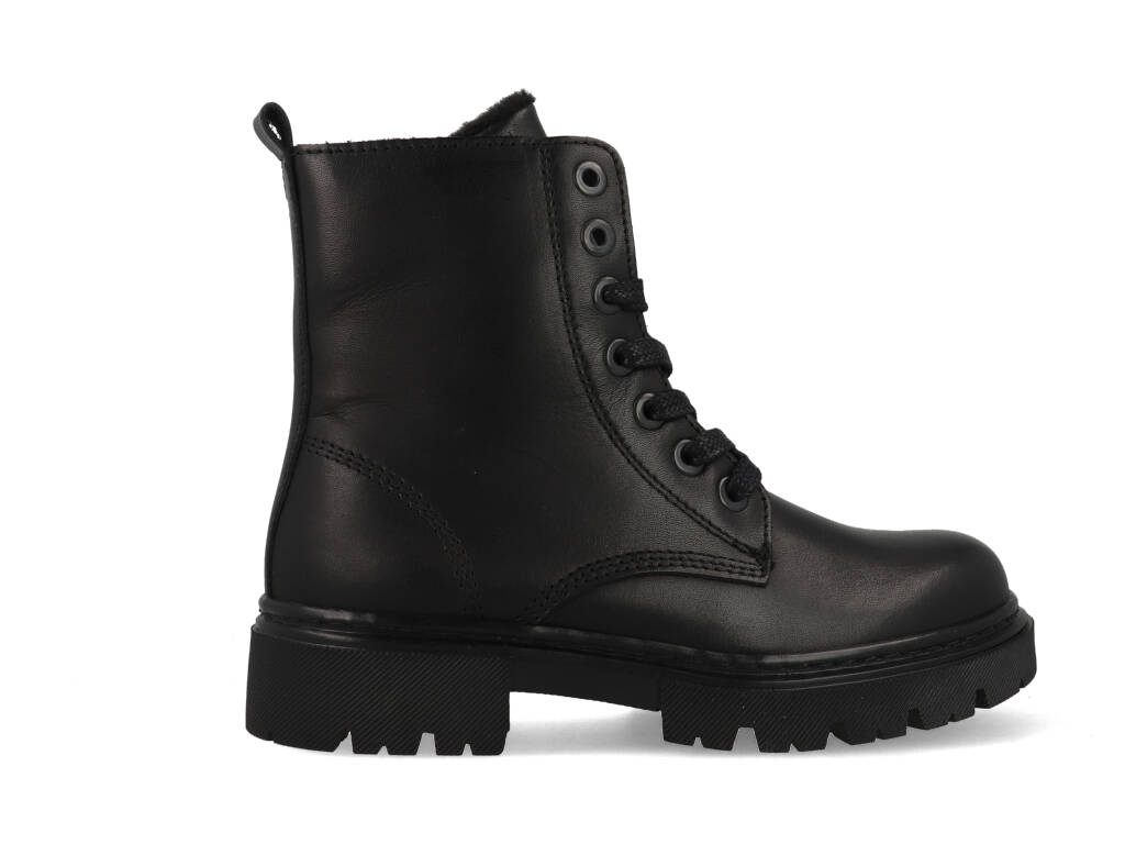 Bullboxer Boots AJS500E6L_BLCKKB50 Zwart maat