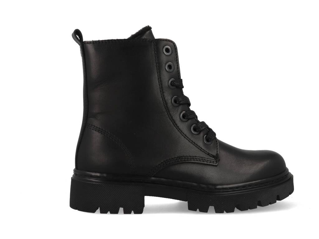 Bullboxer Boots AJS500E6L_BLCKKB50 Zwart-35 maat 35