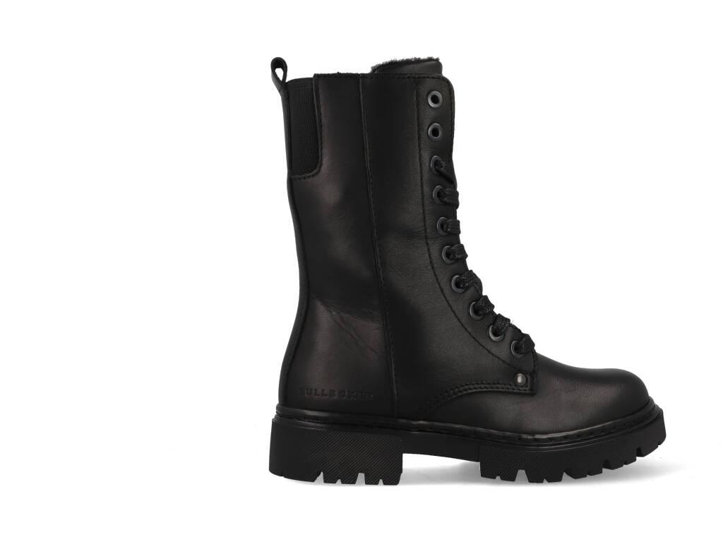 Bullboxer Boots AJS503E6L_BLCKKB50 Zwart maat