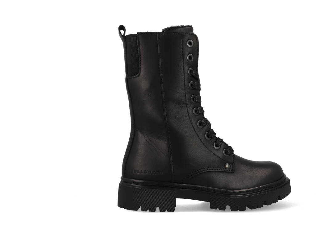 Bullboxer Boots AJS503E6L_BLCKKB50 Zwart-38 maat 38