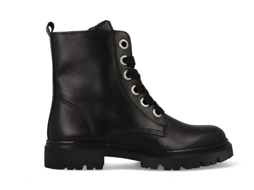 Bullboxer Boots AJS506E6L_BLCKKB50 Zwart maat