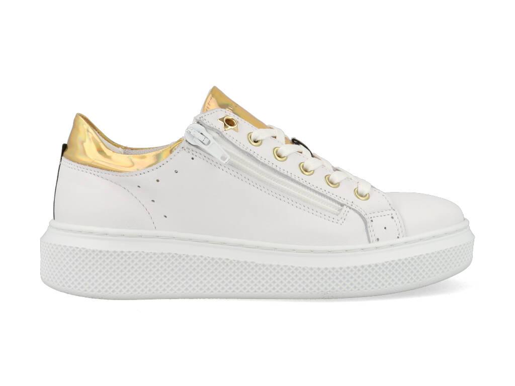 Bullboxer Sneakers ALG000E5L_WTGDKB10 Wit-38 maat 38