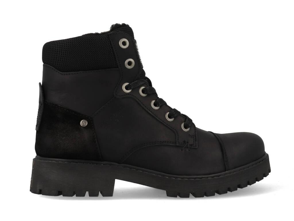 Bullboxer Boots ALL518E6LABKBKKB60 Zwart-40 maat 40