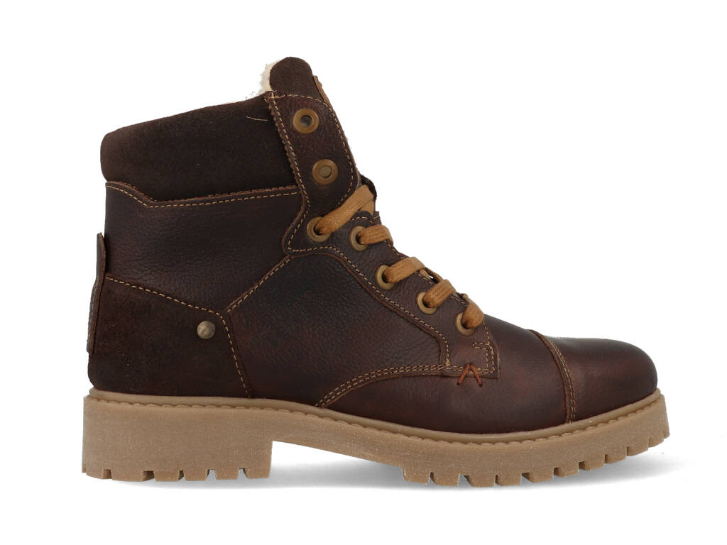 Bullboxer Boots ALL518E6LABRWNKB60 Bruin maat